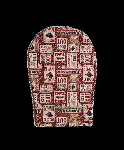 Junkyard Dog - Adult Ostomy Bag Cover