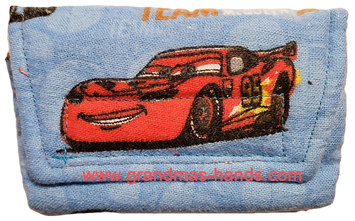 Lightening McQueen (178A) - Insulin Pump Pouch