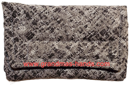 Grey Tones - Insulin Pump Pouch