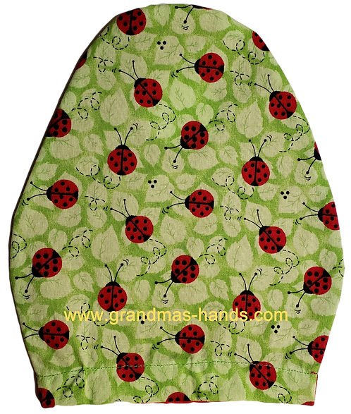 Lady Bugs - Children's Urostomy Bag Cover