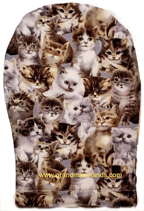 Playful Kittens - Adult Ostomy Bag Cover