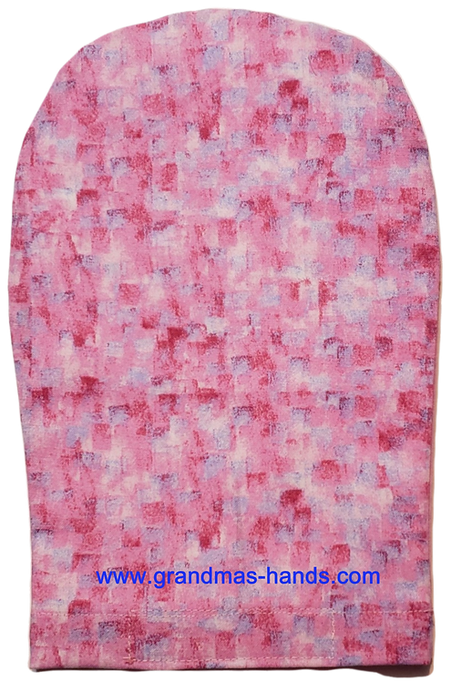 Pink and Blue Tones - Adult Ostomy Bag Cover