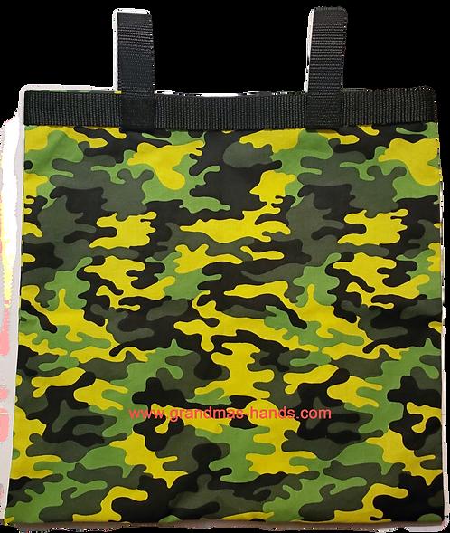 Camo - Catheter Bag Cover