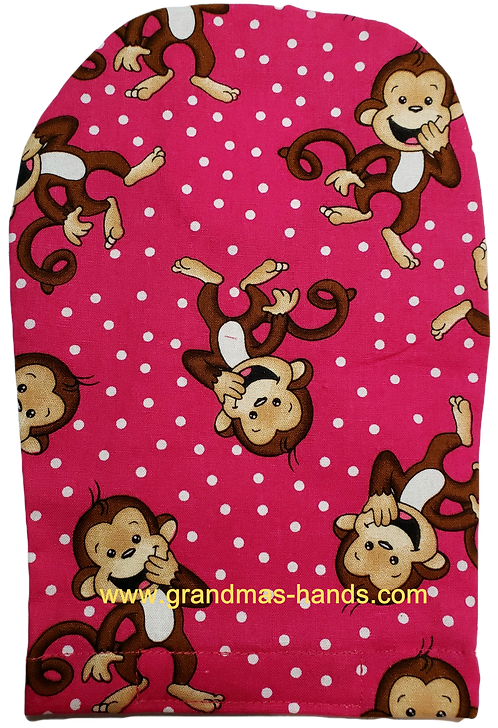 Monkey - Adult Ostomy Bag Cover
