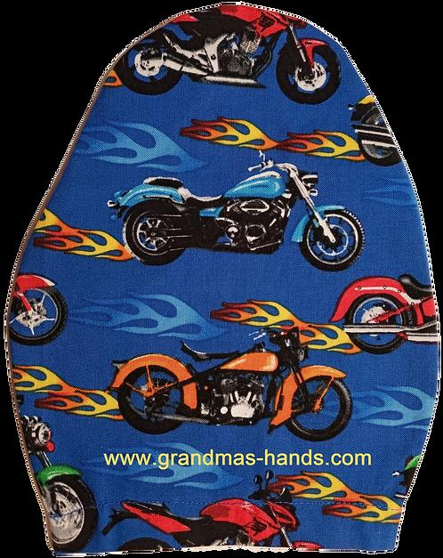 Motorcycles - Children's Urostomy Bag Cover