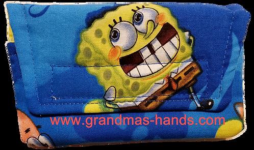 Sponge Bob - Insulin Pump Pouch