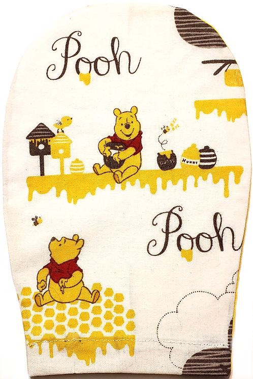 Pooh - Childrens Ostomy Bag Cover