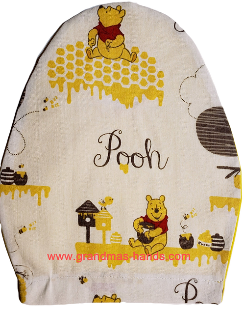 Pooh Bear - Children's Urostomy Bag Cover