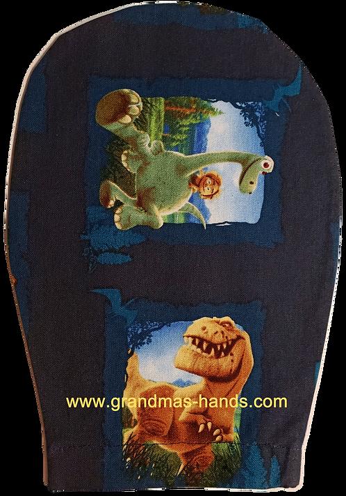 Dinosaurs - Childrens Ostomy Bag Cover
