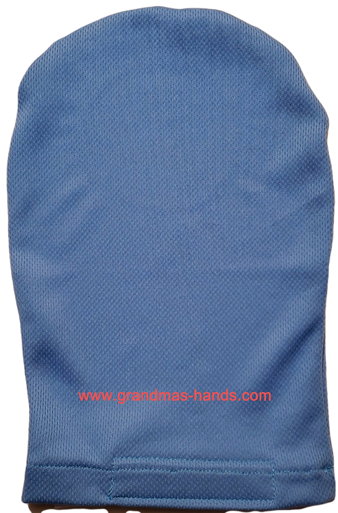 Light Blue Cool Max - Adult Ostomy Bag Cover