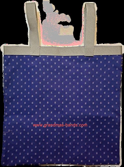 Navy Blue - Catheter Bag Cover