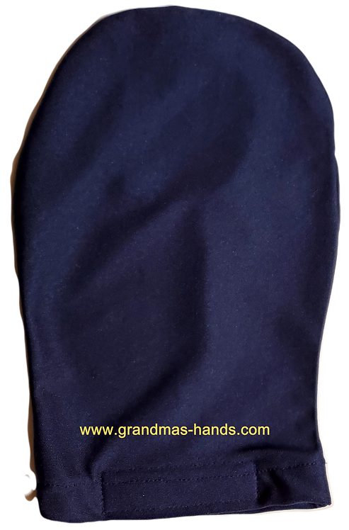 Navy - Adult Stretchy Ostomy Bag Cover