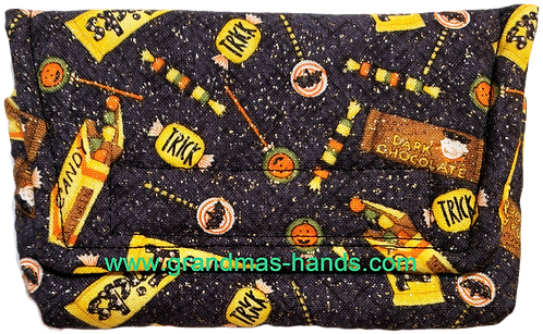 Trick or Treat - Insulin Pump Pouch
