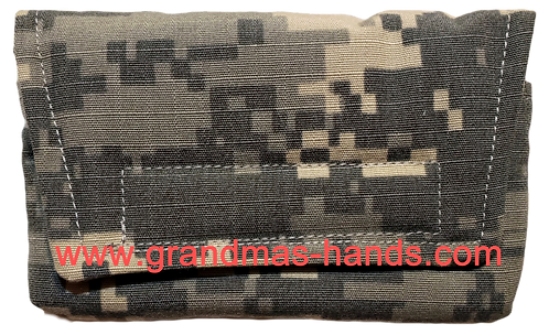 Grey Camo - Insulin Pump Pouch