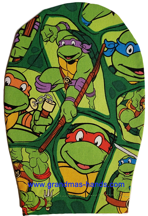 Ninja Turtles - Childrens Ostomy Bag Cover