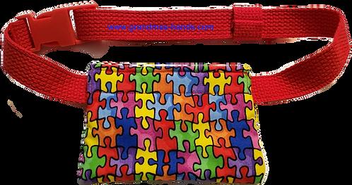 Jigsaw Puzzle - Allerject™/Auvi-Q™ Pouch
