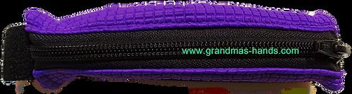 Deep Purple - Stretchy Insulin Pump Pack