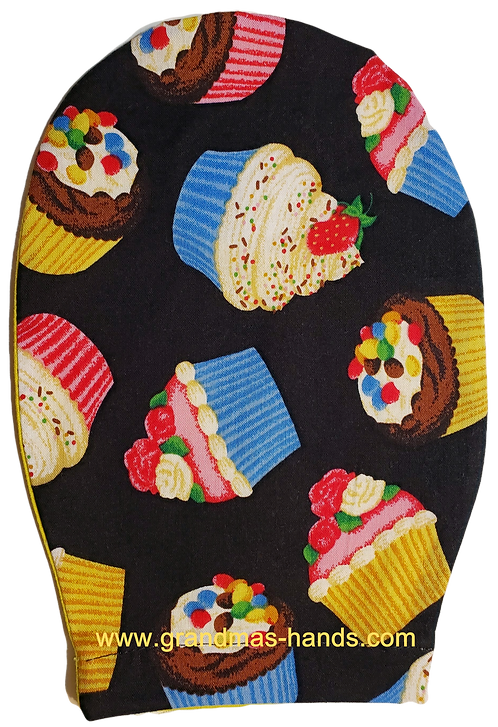 Cupcakes - Childrens Ostomy Bag Cover