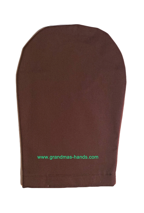 Medium Brown - Adult Ostomy Bag Cover