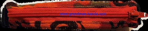 Orange Sparkle - Stretchy Insulin Pump Pack