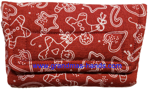 Christmas Cookies - Insulin Pump Pouch