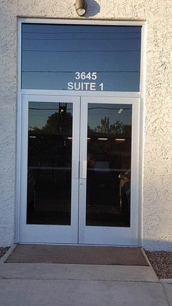 Commercial Tint - Tint Express LLC