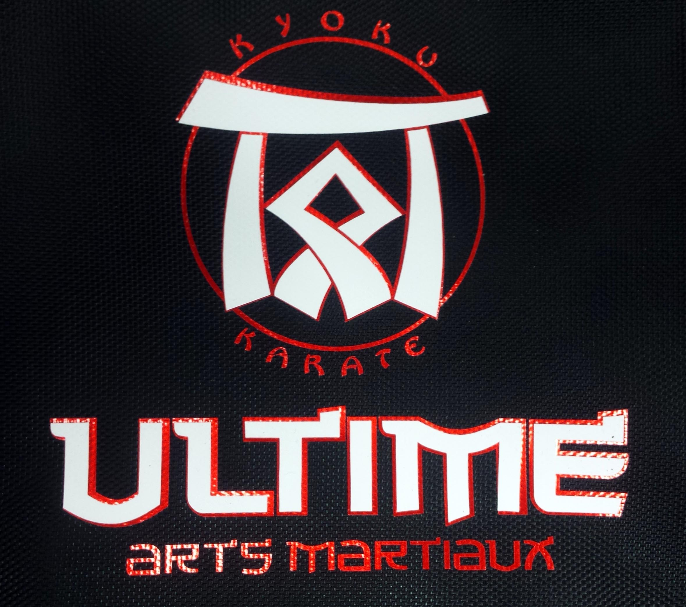 Vinyle Ultime arts martiaux