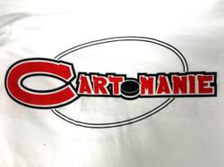 Sérigraphie Cartomanie