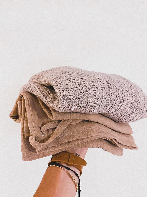 Remeron tejido en hilo - Soft