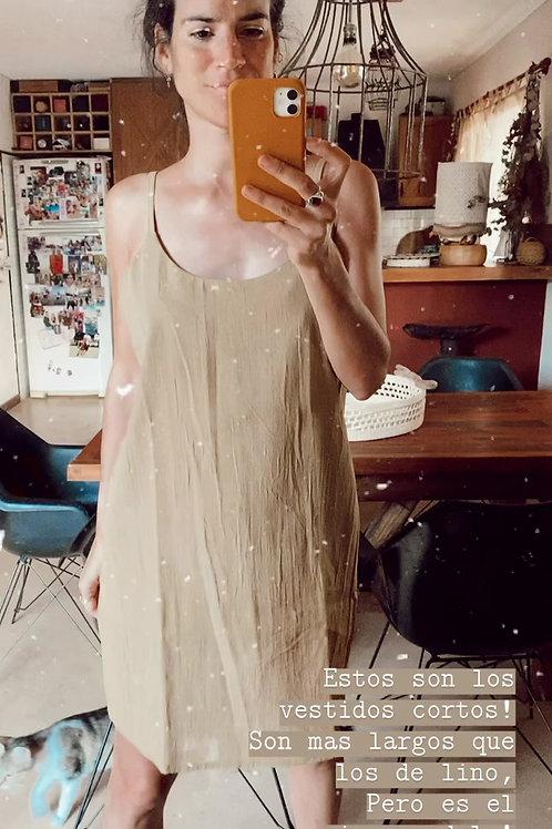 Vestido corto Basico