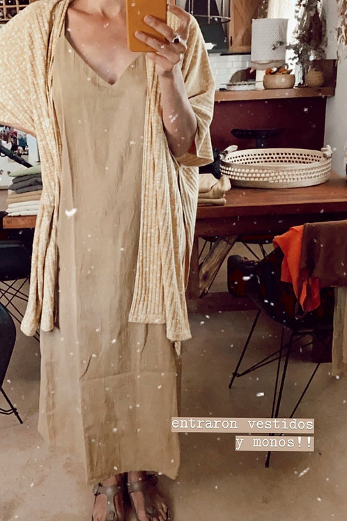 Vestidos largos Basico
