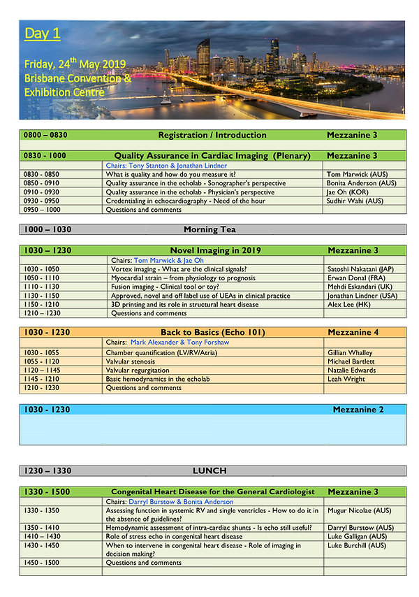 AES Scientific Program (Final 7 May 2019