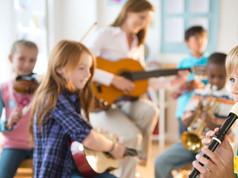 Eveil musical (4-6 ans)