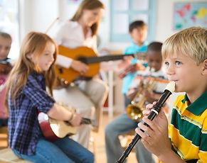 Music group at Edinburgh School of Music