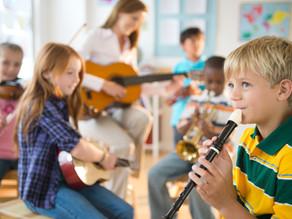 Jak pomáhá muzikoterapie (nejen) lidem se specifickými potřebami