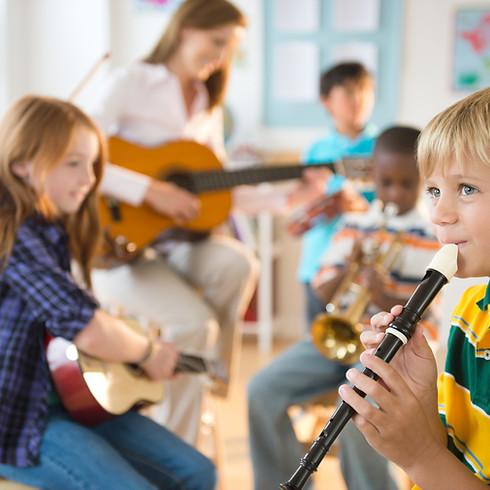 Muziekworkshop (kids 10-13 jaar)