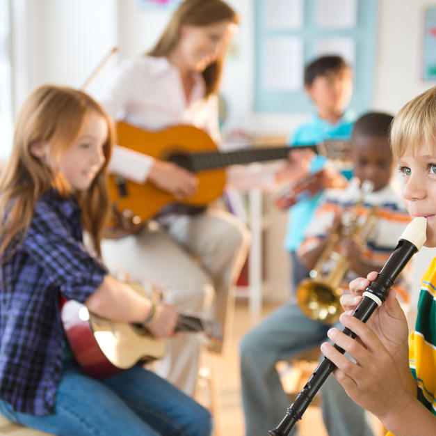 Otroške glasbene urice