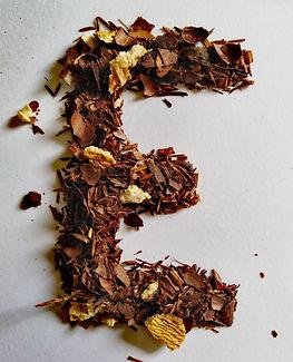 Euskaren Rooibos Orange Feves de cacao d
