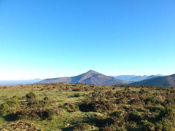 Euskaren montagne basque