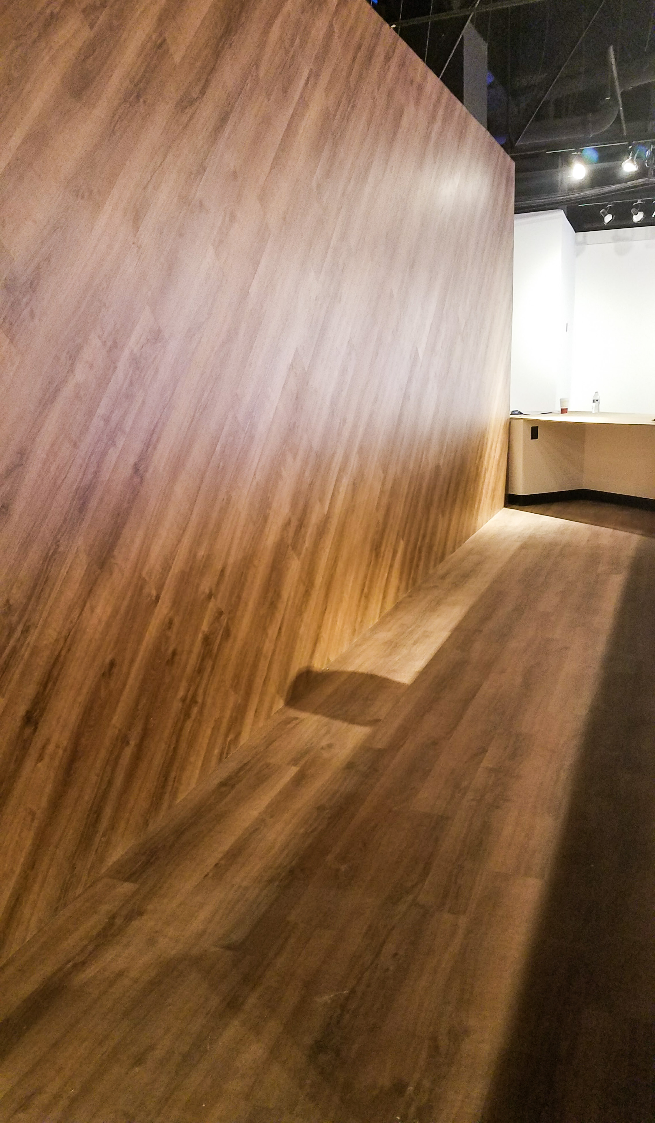 Vinyl LVT Accent Wall.jpg