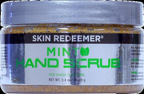 Mint Hand Scrub