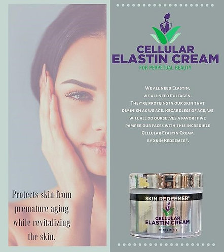 Cellular Elastin Cream  2 oz.