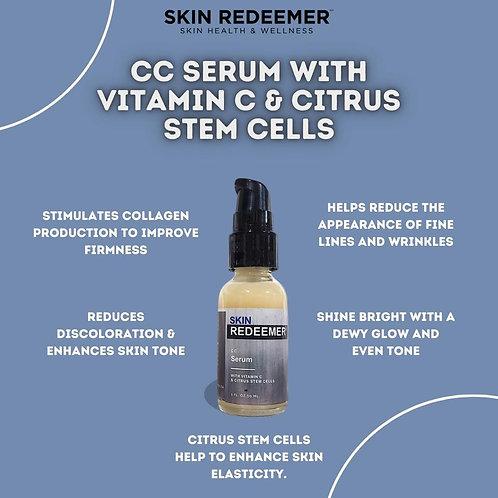 CC Serum with Vitamin C & Citrus Stem Cells