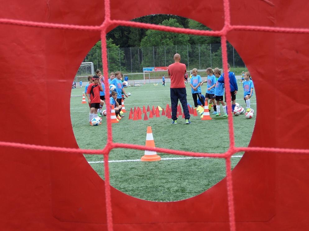 FFS-Fußballcamp 2014