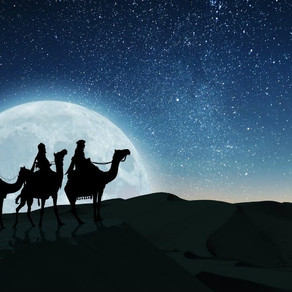 The Visit of the Wise Men: Complications in Fulfilling the Dreams God has Given You.