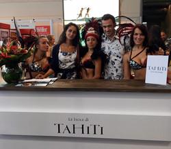 Evento per Tahiti Tourisme