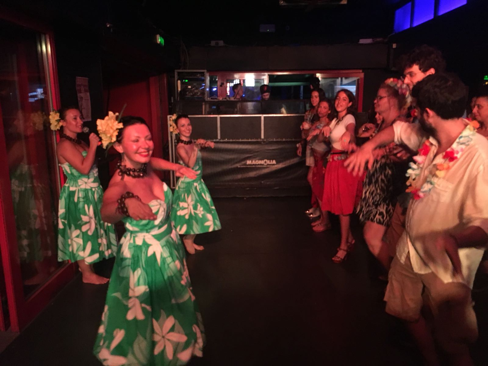 Hawaiian Party at Twist&Shout Milano