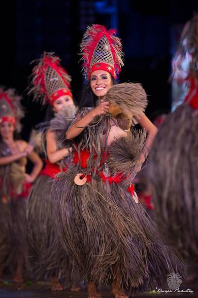 Tahiti Ia Ruru Tu Noa, Heiva 2018