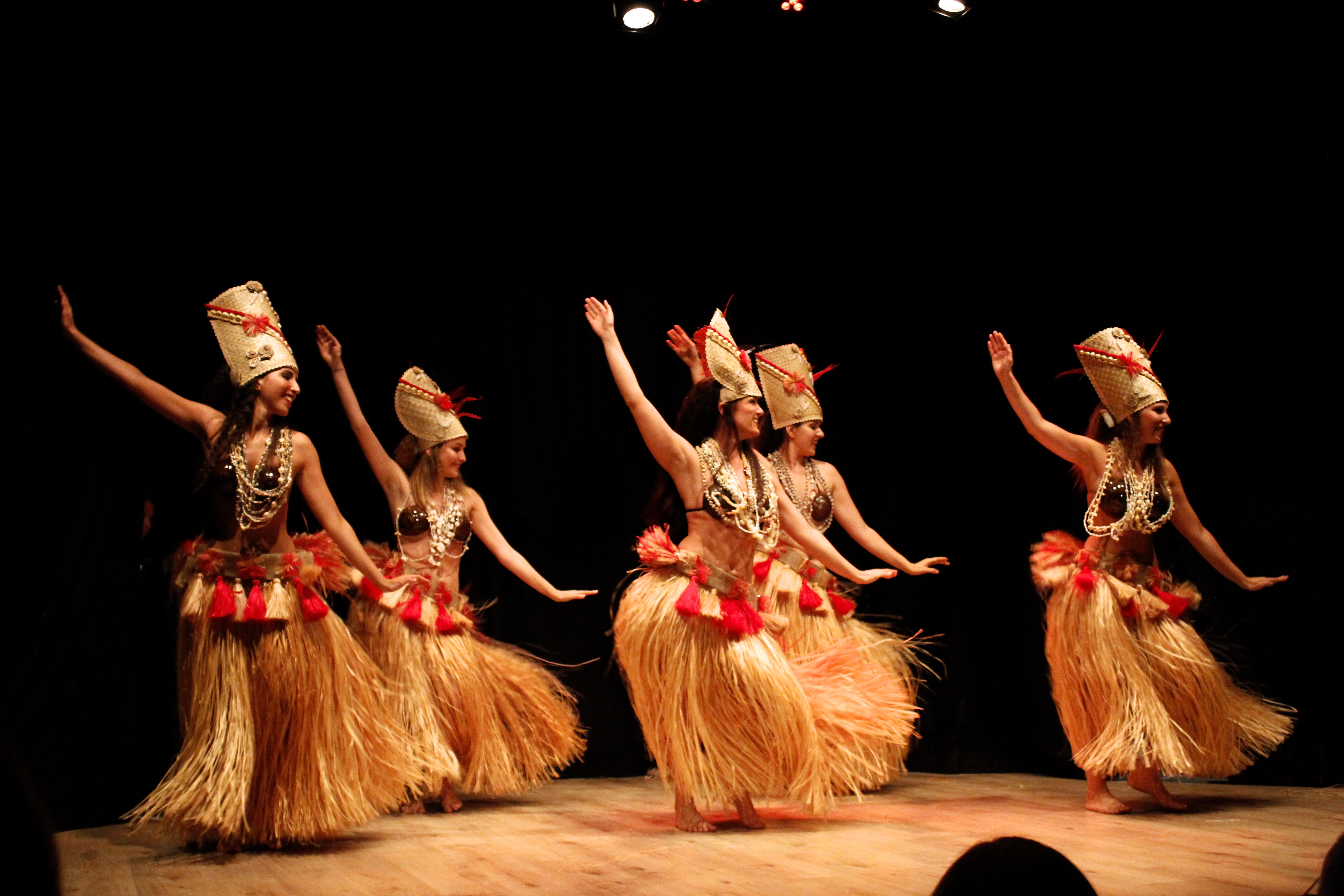 Danza Tahitiana - Ote'a