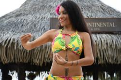 AMANDA, Spettacolo Intercontinental Tahi